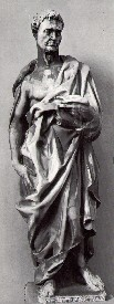 'Jeremiah' by Donatello (1427)